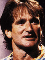 Stand-Up Comedian Robin Williams