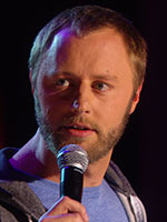 Stand-Up Comedian Rory Scovel