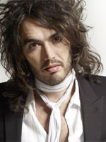 Stand-Up Comedian Russell Brand