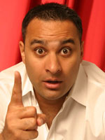 Stand-Up Comedian Russell Peters
