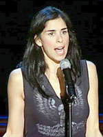Stand-Up Comedian Sarah Silverman