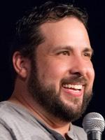 Stand-Up Comedian Steve Trevino