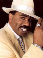 Stand-Up Comedian Steve Harvey