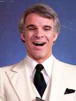 Stand-Up Comedian Steve Martin
