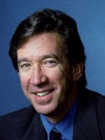 Stand-Up Comedian Tim Allen