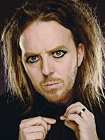Stand-Up Comedian Tim Minchin