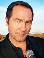 Stand-Up Comedian Tom Rhodes