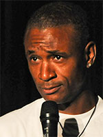 Stand-Up Comedian Tommy Davidson