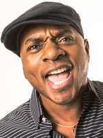 Stand-Up Comedian Tony Roberts