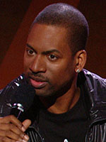 Stand-Up Comedian Tony Rock
