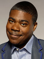 Stand-Up Comedian Tracy Morgan
