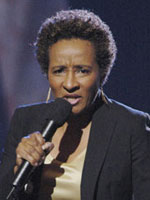 Stand-Up Comedian Wanda Sykes