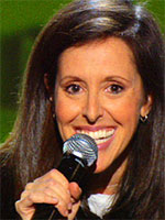 Stand-Up Comedian Wendy Liebman