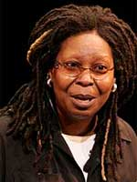 Stand-Up Comedian Whoopi Goldberg