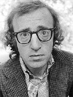 Stand-Up Comedian Woody Allen