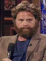 Stand-Up Comedian Zach Galifianakis