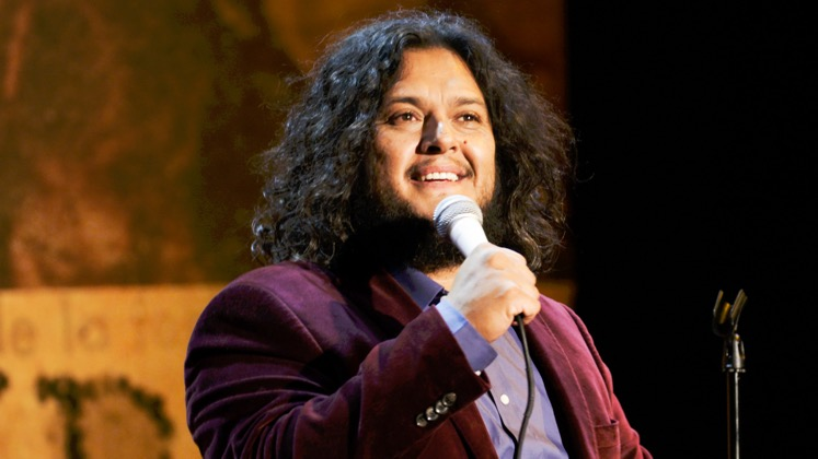 Large image of stand-Up comic Felipe Esparza
